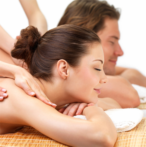 Cours de massage en duo pour la Saint-Valentin