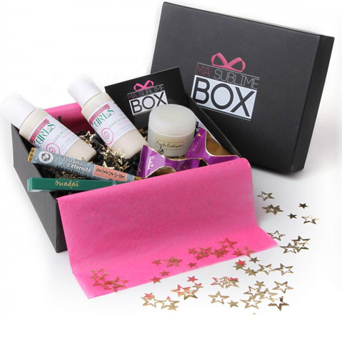 Sublime Box, la Beauty Box ethnique