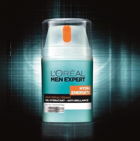 Hydratation longue durée et sans brillance par L'Oréal Paris