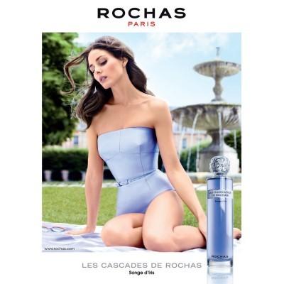 Fraîcheur et sérénité avec Les Cascades de Rochas Songe d'Iris