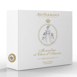 On adore... Le Coffret Mousseline et Chou d'Amour d'Arty Fragrance