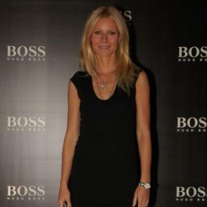 Gwyneth Paltrow,  égérie de la nouvelle fragrance BOSS Nuit Pour Femme