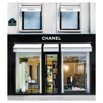 Chanel ouvre sa première boutique entièrement dédiée à la beauté