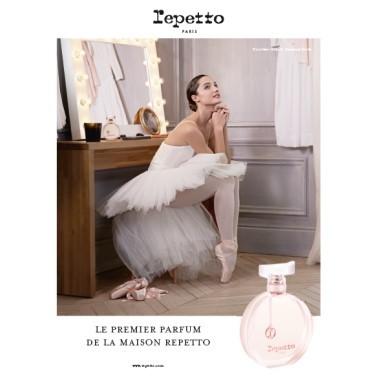 La Maison Repetto signe son premier parfum