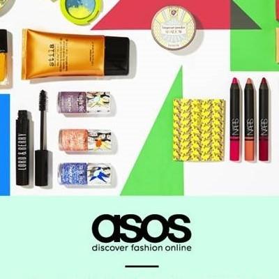 Asos Beauty, la nouvelle destination beauté online