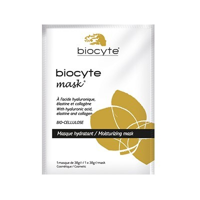 La biocellulose, le secret de biocyte mask