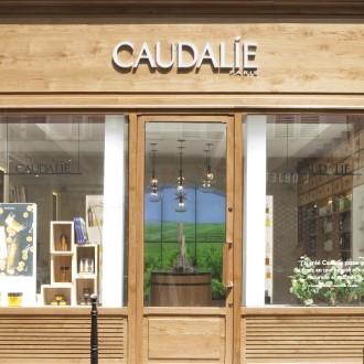 Caudalie ouvre sa première boutique à Paris