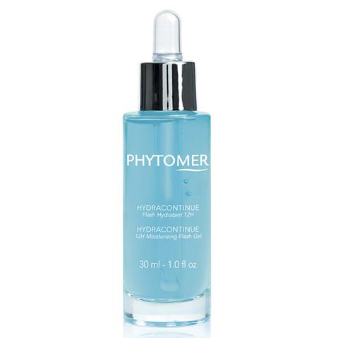 On adore... Hydracontinue Flash Hydratant 12h de Phytomer