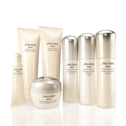 On adore... La ligne Ibuki de Shiseido