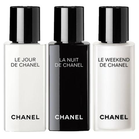 Le Jour, La Nuit, Le Week-End : le rythme dans la peau avec Chanel