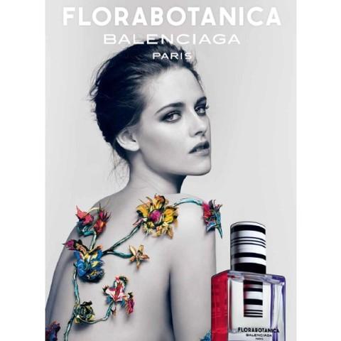 Une nouvelle campagne pour Florabotanica de Balenciaga