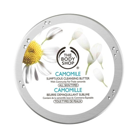 On adore... Le Beurre Démaquillant Sublime Camomille The Body Shop