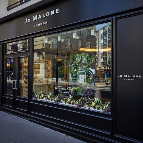 Une nouvelle boutique Jo Malone à Paris