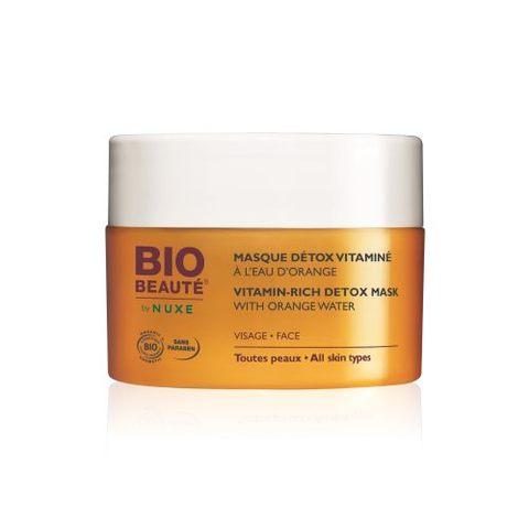 Le Masque Détox Vitaminé, l'astuce anti-grise mine de Bio-Beauté by Nuxe