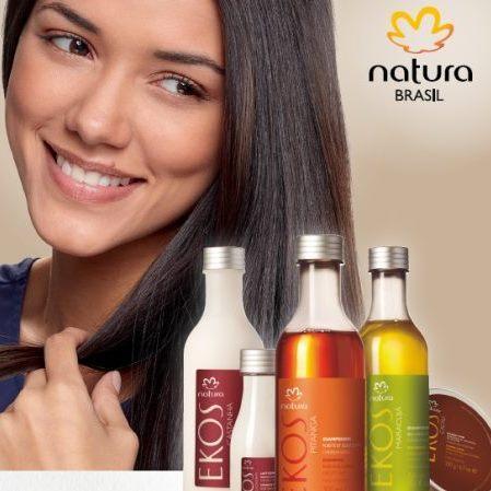 Une nouvelle ligne de soins cheveux Ekos chez Natura