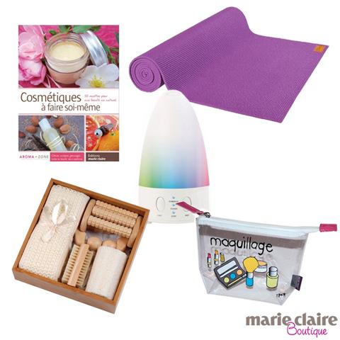 Nos idées shopping online sur la Boutique Marie Claire