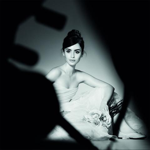 Lily Collins, une nouvelle égérie pour la Maison Lancôme