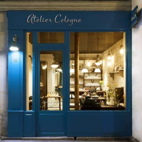 Une seconde adresse parisienne pour Atelier Cologne