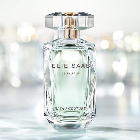 L'Eau Couture, une nouvelle fragrance griffée Elie Saab
