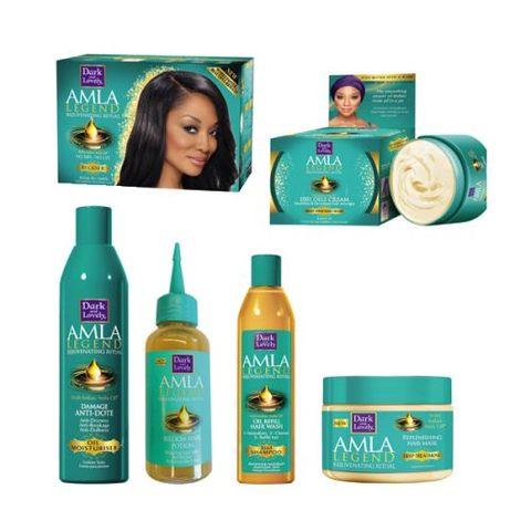 Amla Legend, une nouvelle gamme dédiée aux cheveux crépus