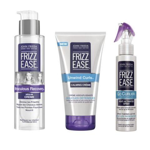 Quoi de neuf dans la gamme Frizz Ease de John Frieda ?