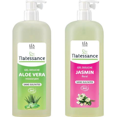 Natessance protège la peau à l'heure du bain
