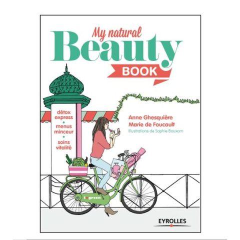 Beauté et vitalité avec My Natural Beauty Book
