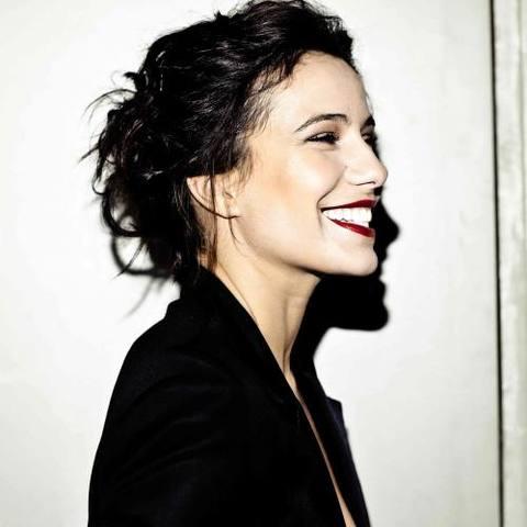 Zoé Felix, actrice et ambassadrice de L'Eau de Rochas