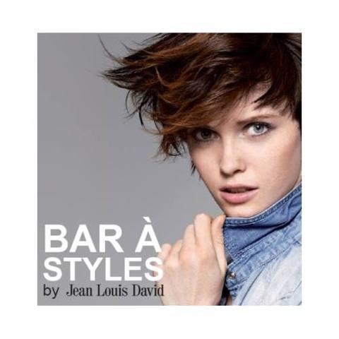 Jean Louis David invente le Bar à Styles
