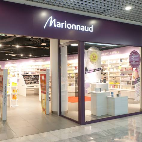 Marionnaud innove avec le Click & Collect