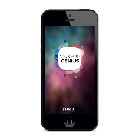 L'Oréal Paris invente l'appli Makeup Genius