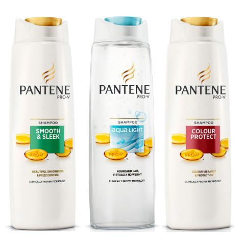 Pantène lutte contre l'oxydation capillaire