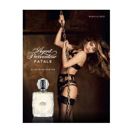 La femme fatale a son parfum Agent Provocateur