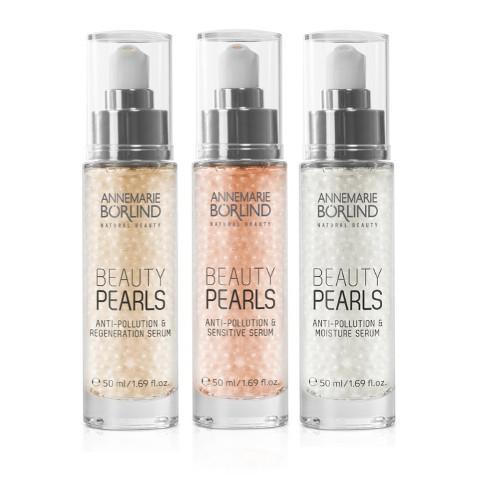 Annemarie Börlind invente les Beauty Pearls
