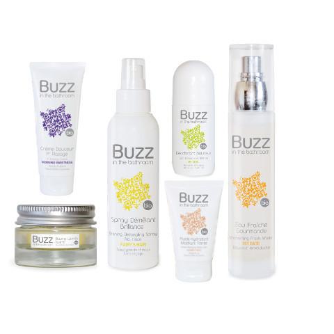 Buzz in the Bathroom, du bio pour les ados