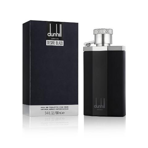 Desire Black, le parfum sombre et masculin Dunhill