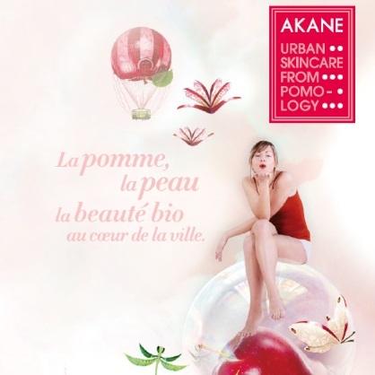 Akane, la beauté bio au coeur de la ville