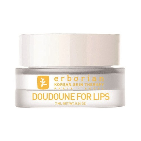 Doudoune for Lips, le soin cocooning d'Erborian