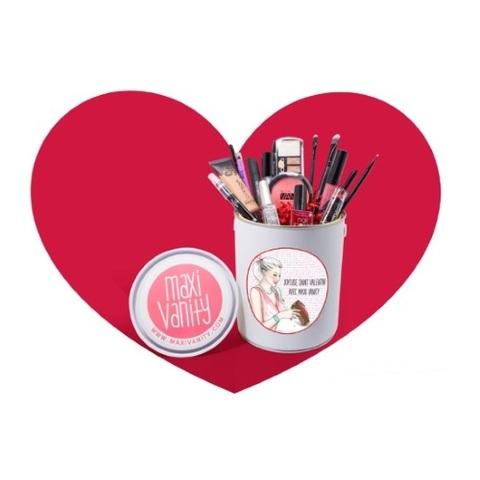 Une Saint Valentin très en beauté avec Maxivanity.com