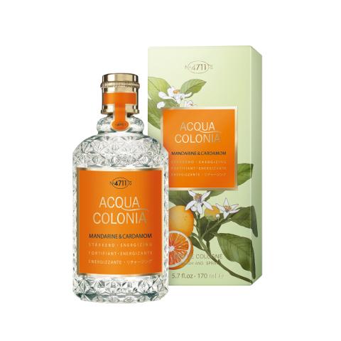 On adore... Acqua Colonia 4711 Mandarine & Cardamom