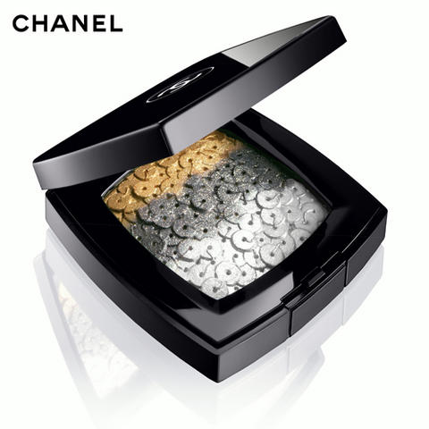 Lumière d\'artifices, les sequins de beauté de Chanel
