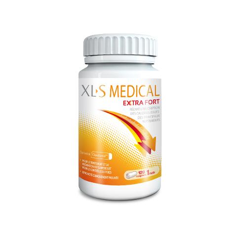 Un nouvel aide-minceur chez XL-S Medical