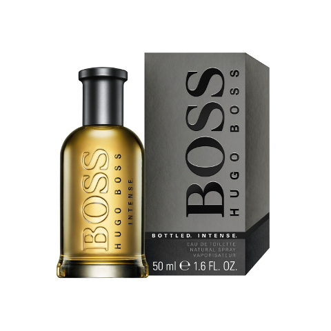 Boss Bottled se fait intense