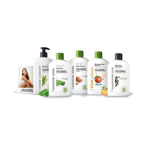 Les Soins L'Arbre Vert, une nouvelle gamme de douche pour tous