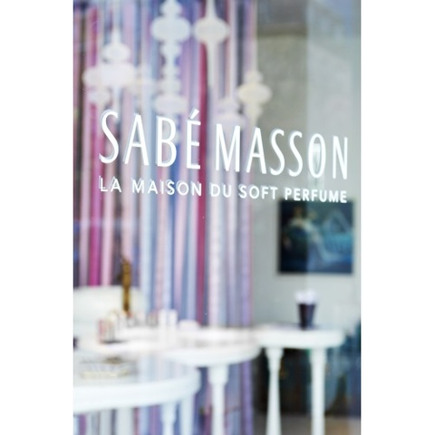 Sabé Masson ouvre la première Maison du Soft Perfume à Paris