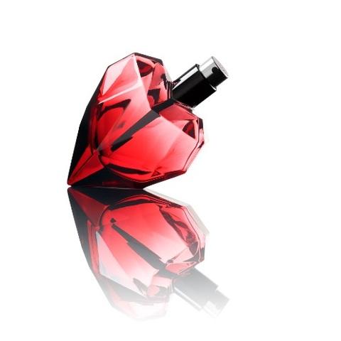 Loverdose Red Kiss ou le parfum prêt-à-embrasser par Diesel