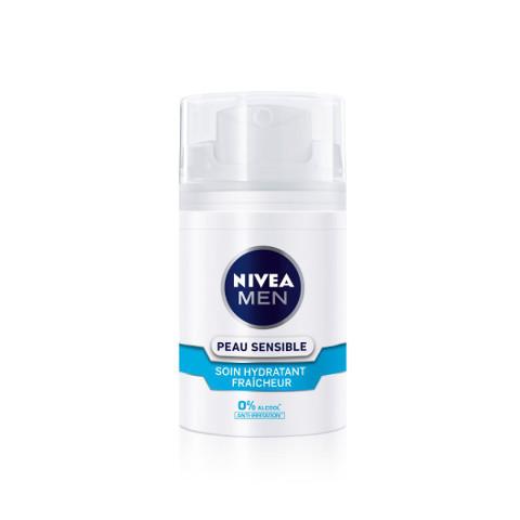Nivea Men offre une vague de fraîcheur aux peaux sensibles