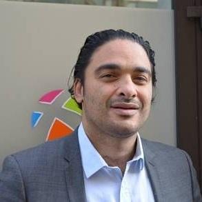 Alexis Berreby, co-fondateur de l'enseigne de pharmacie Leadersanté