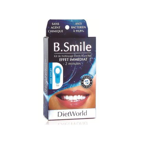 B.Smile, la solution dents blanches en toute sécurité