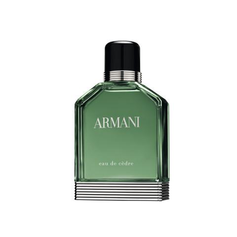 Hommage à la veste de velours Armani avec l'Eau de Cèdre